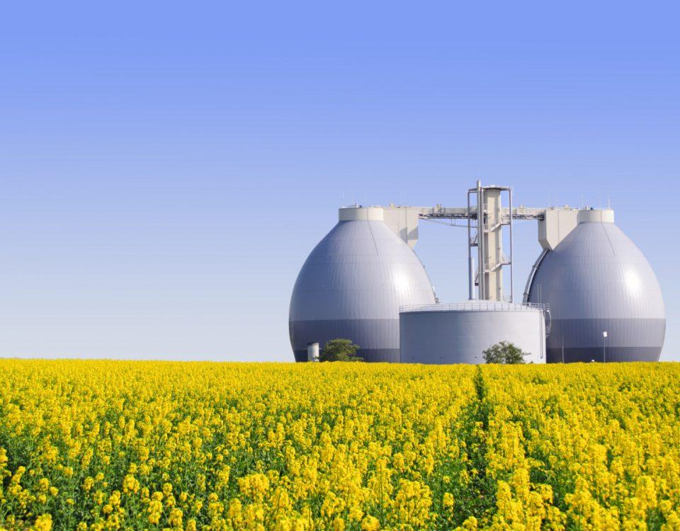Biogazownie pochodnie do spalania biogazu instalacje na biogaz