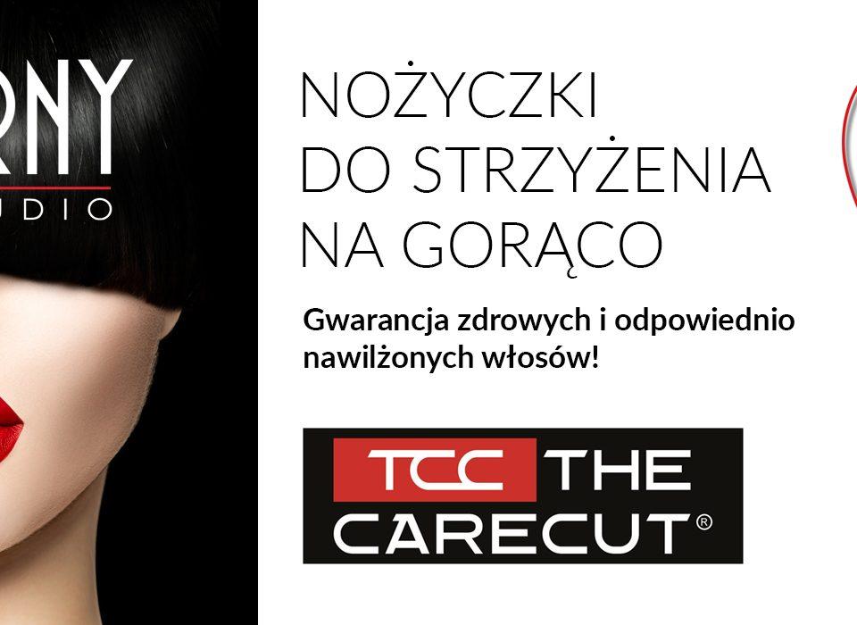 gorące nożyczki strzyżenie gorącymi nożyczkami Fryzjer Górny Studio Toruń